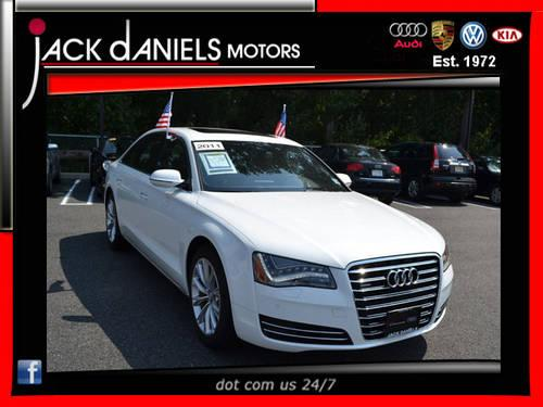 2011 audi a8 sedan awd for sale in paramus new jersey classified. Black Bedroom Furniture Sets. Home Design Ideas