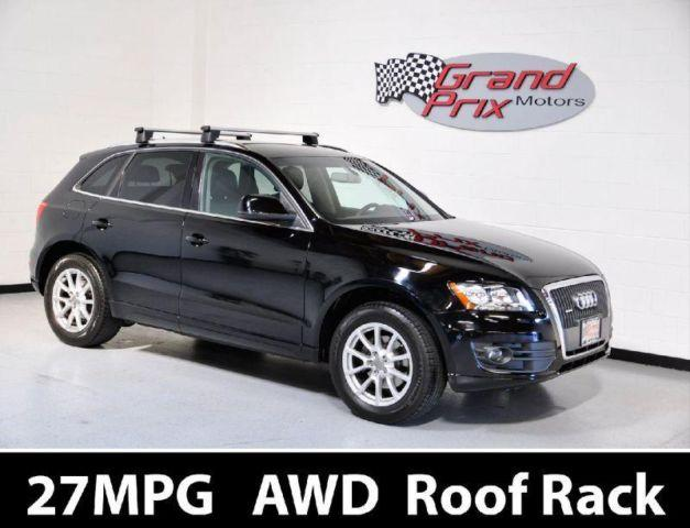 2011 Audi Q5 2.0T Premium Sport Utility Low 41k Miles Roof Rack Great