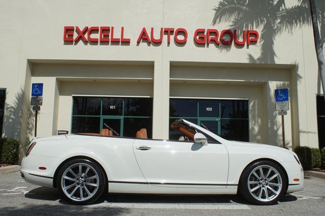 2011 Bentley Continental Supersports Base AWD 2dr