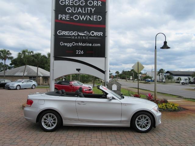 2011 BMW 1 Series 128i 128i 2dr Convertible