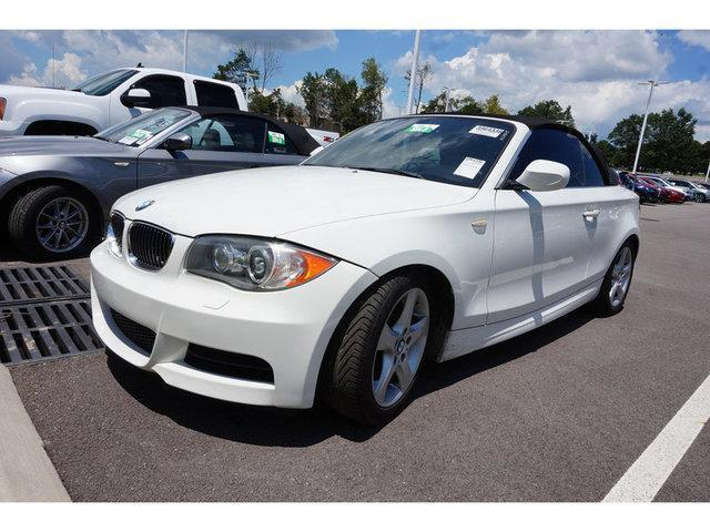 2011 BMW 1 Series 135i 135i 2dr Convertible