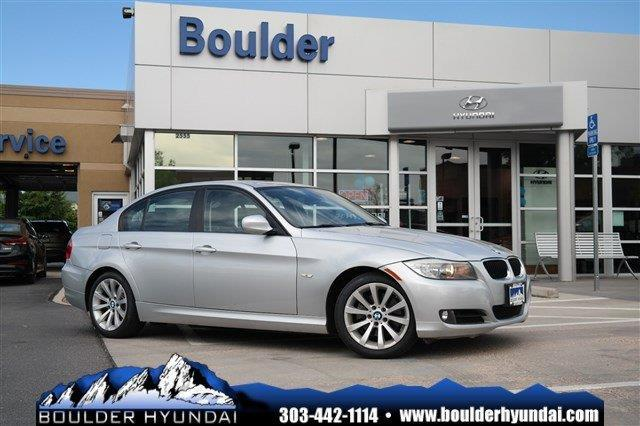 2011 BMW 3 Series 328i 328i 4dr Sedan SULEV