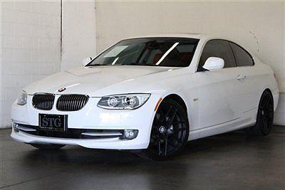 2011 BMW 3 Series 328i Coupe Premium Pkg Custom 19
