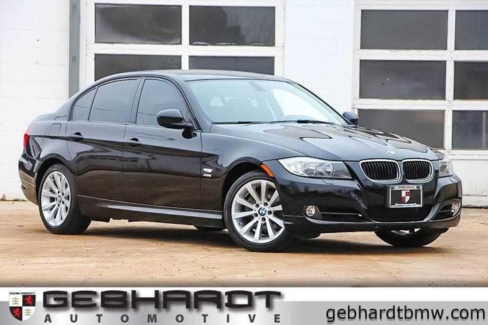2011 BMW 3 Series 328i xDrive AWD 328i xDrive 4dr Sedan