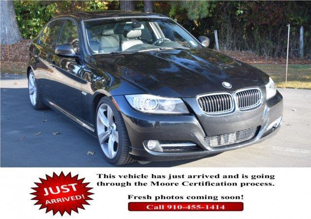 2011 BMW 3 Series 335i 335i 4dr Sedan