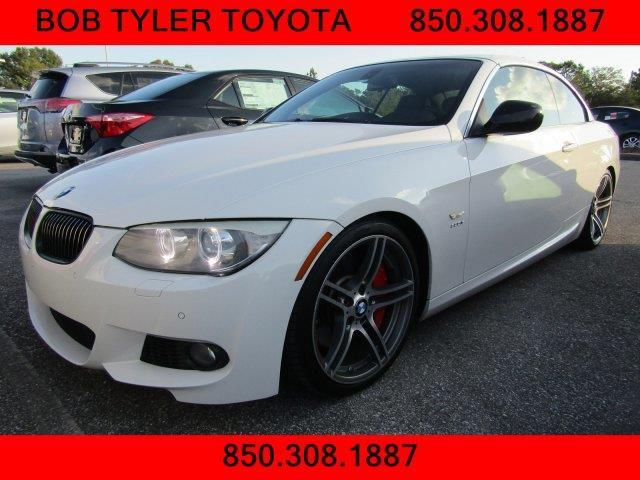 2011 BMW 3 Series 335is 335is 2dr Convertible