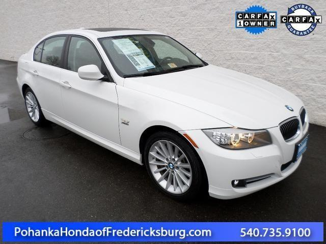 2011 bmw 3 series 4d sedan 335i xdrive for sale in fredericksburg virginia classified. Black Bedroom Furniture Sets. Home Design Ideas