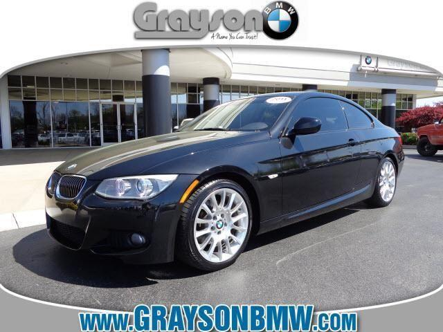 2011 bmw 3 series coupe 328i coupe for sale in knoxville tennessee classified. Black Bedroom Furniture Sets. Home Design Ideas