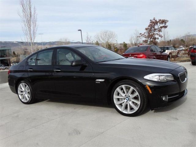 2011 bmw 5 series 4dr car 535i xdrive for sale in reno. Black Bedroom Furniture Sets. Home Design Ideas