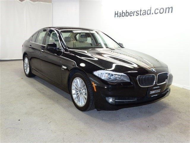 2011 bmw 5 series 4dr car 535i xdrive for sale in dix. Black Bedroom Furniture Sets. Home Design Ideas