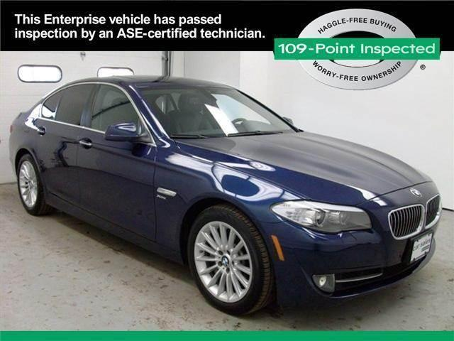 2011 bmw 5 series 4dr sdn 535i xdrive awd 4dr sdn 535i. Black Bedroom Furniture Sets. Home Design Ideas