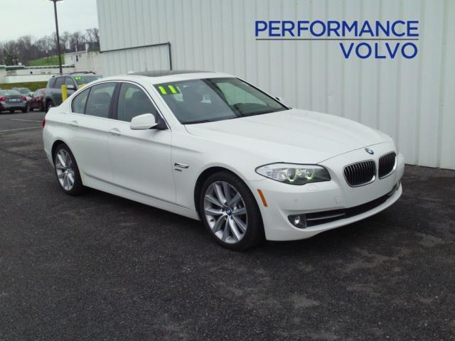 2011 bmw 5 series 535i xdrive awd 535i xdrive 4dr sedan for sale in reading pennsylvania. Black Bedroom Furniture Sets. Home Design Ideas