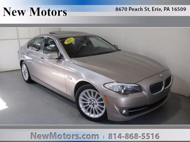 2011 BMW 5 Series 535i xDrive AWD 535i xDrive 4dr Sedan