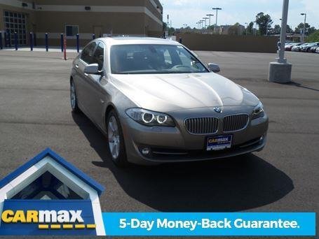 2011 BMW 5 Series 550i 550i 4dr Sedan