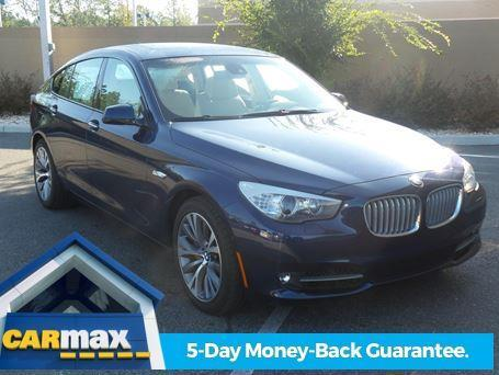 2011 BMW 5 Series 550i Gran Turismo 550i Gran Turismo
