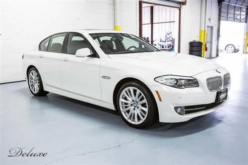 2011 bmw 5 series sedan 4dr sdn 550i rwd sedan for sale in linden new jersey classified. Black Bedroom Furniture Sets. Home Design Ideas