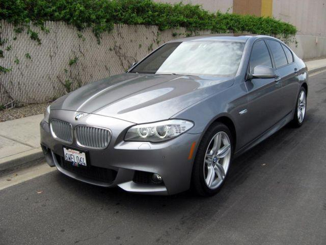 2011 bmw 550i m sport dinan stage 2 gray on black for sale in san marcos california. Black Bedroom Furniture Sets. Home Design Ideas