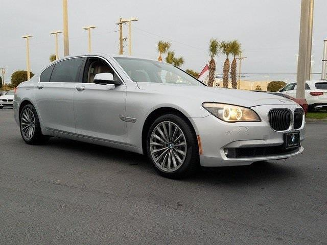 2011 BMW 7 Series 750Li 750Li 4dr Sedan