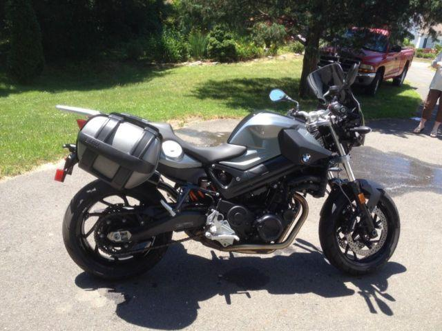 2011 BMW F800R 1,832 miles Never Laid Down