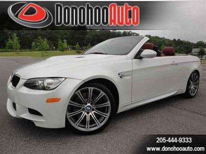 2011 BMW M3 Orig MSRP $75,575, Convenience, BMW Assist
