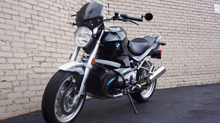 2011 bmw r 1200 r classic for sale in columbia south. Black Bedroom Furniture Sets. Home Design Ideas