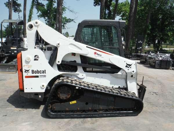 2011 Bobcat T770 For Sale In Houston, Texas Classified