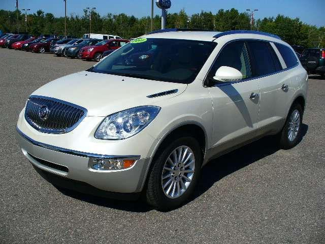 2011 buick enclave cxl for sale in marquette michigan. Black Bedroom Furniture Sets. Home Design Ideas