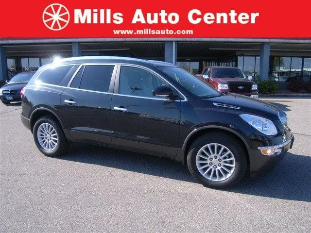 2011 Buick Enclave Cxl For Sale In Willmar Minnesota