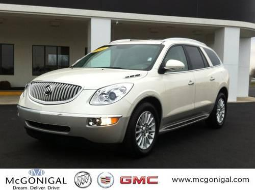 2011 buick enclave sport utility cxl 1 for sale in kokomo indiana classified. Black Bedroom Furniture Sets. Home Design Ideas