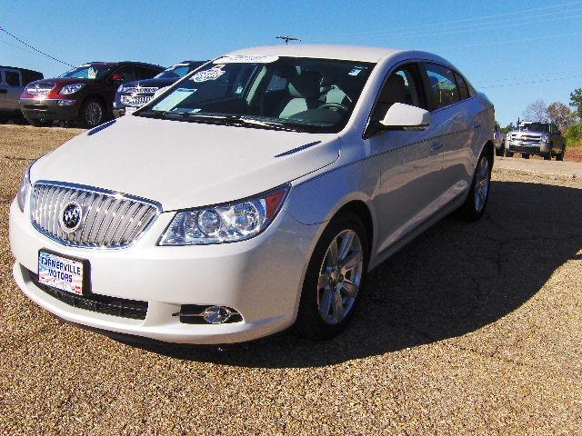 2011 buick lacrosse cxl for sale in farmerville louisiana. Black Bedroom Furniture Sets. Home Design Ideas