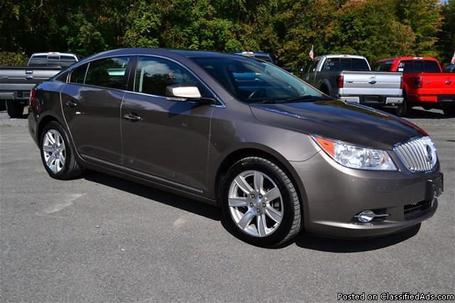 2011 buick lacrosse cxl for sale in rhinebeck new york classified. Black Bedroom Furniture Sets. Home Design Ideas