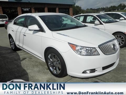 2011 Buick LaCrosse CXL Columbia, KY for Sale in Columbia ...