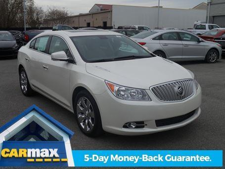 used 2011 buick lacrosse for sale carmax autos post. Black Bedroom Furniture Sets. Home Design Ideas