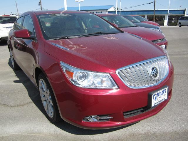 2011 buick lacrosse cxs for sale in idaho falls idaho classified. Black Bedroom Furniture Sets. Home Design Ideas