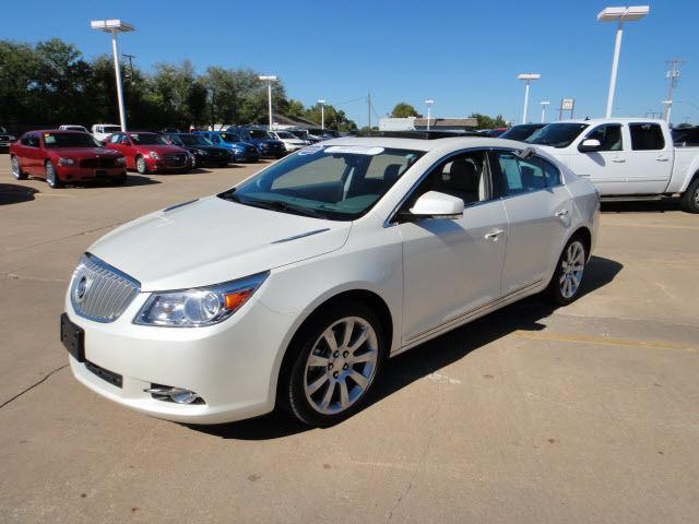 2011 buick lacrosse cxs 2011 buick lacrosse cxs car for sale in enid ok 4366992840 used. Black Bedroom Furniture Sets. Home Design Ideas