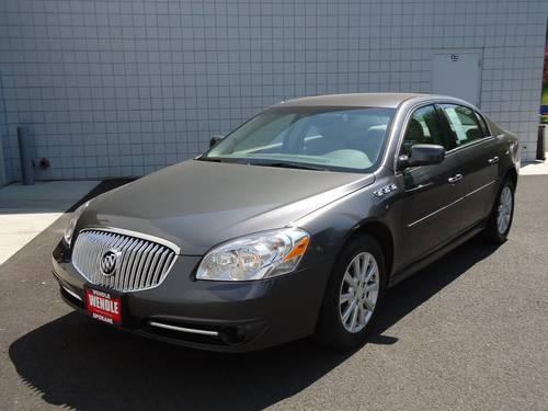 2011 buick lucerne 4 door sedan cxl for sale in spokane washington classified. Black Bedroom Furniture Sets. Home Design Ideas