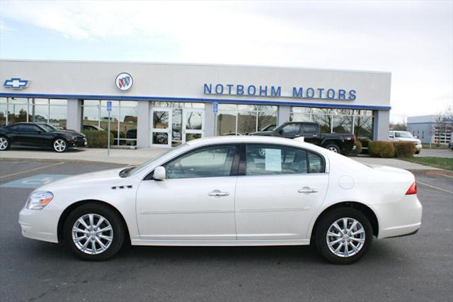 2011 buick lucerne cxl for sale in miles city montana for Notbohm motors used cars