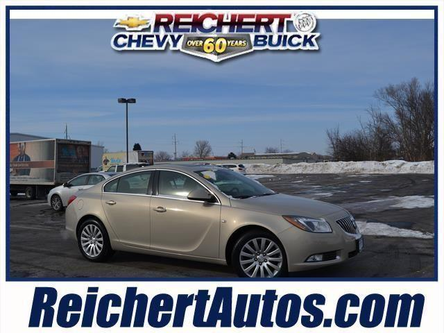 2011 Buick Regal 4dr Car Cxl T07 For Sale In Bull Valley