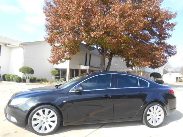 2011 buick regal 4dr sdn cxl turbo to7 ltd avail for. Black Bedroom Furniture Sets. Home Design Ideas