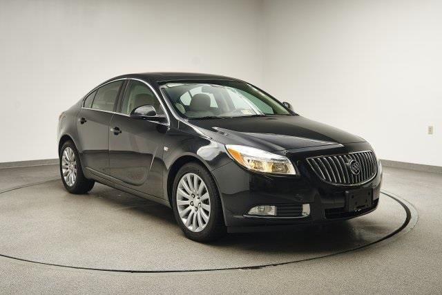 2011 Buick Regal CXL CXL 4dr Sedan w/RL2
