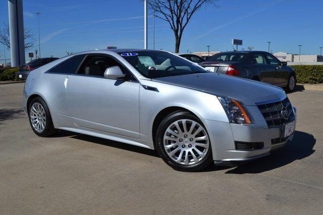 2011 cadillac cts 2d coupe base for sale in fort worth texas classified. Black Bedroom Furniture Sets. Home Design Ideas