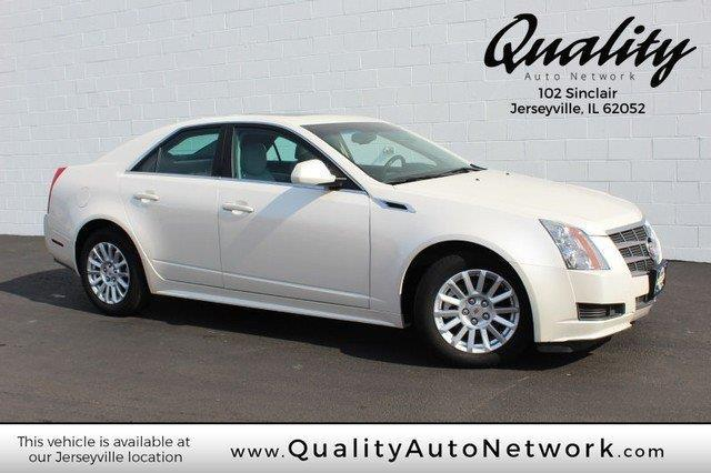 2011 Cadillac Cts 3 0l 3 0l 4dr Sedan For Sale In