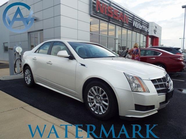 2011 Cadillac Cts 3 0l Luxury 3 0l Luxury 4dr Sedan For