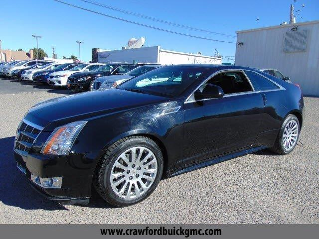 2011 cadillac cts 3 6l premium 3 6l premium 2dr coupe for sale in el paso texas classified. Black Bedroom Furniture Sets. Home Design Ideas