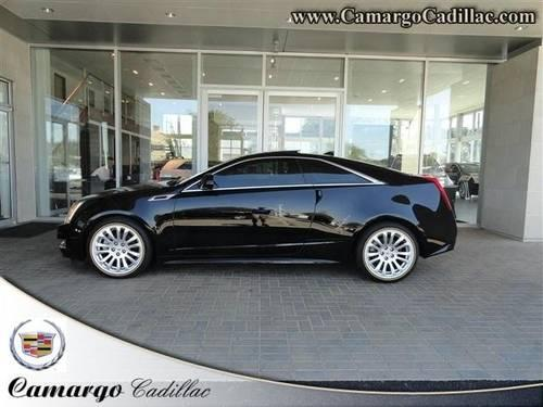 2011 cadillac cts coupe 2dr car premium for sale in cincinnati ohio classified. Black Bedroom Furniture Sets. Home Design Ideas