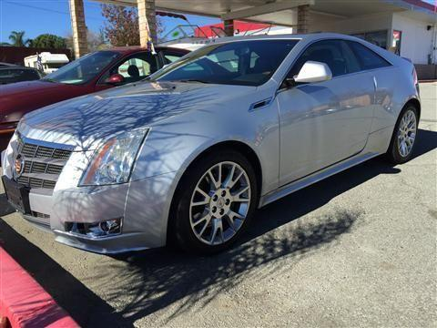 2011 Cadillac Cts Coupe 3 6 Coupe 2d For Sale In Banning California