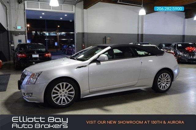 2011 cadillac cts coupe awd 3 6l performance 2dr coupe for sale in seattle washington. Black Bedroom Furniture Sets. Home Design Ideas