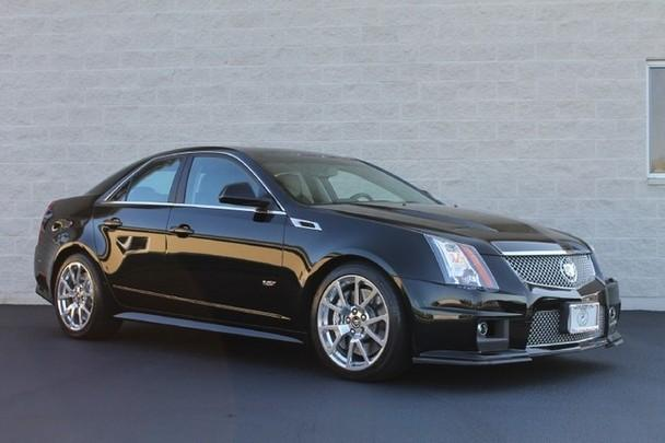 2011 cadillac cts v sedan for sale in palatine illinois classified. Black Bedroom Furniture Sets. Home Design Ideas