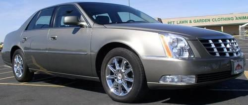 2011 cadillac dts 4dr car luxury collection for sale in sterling colorado classified. Black Bedroom Furniture Sets. Home Design Ideas
