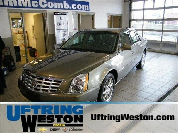 2011 cadillac dts for sale in east peoria illinois classified. Black Bedroom Furniture Sets. Home Design Ideas